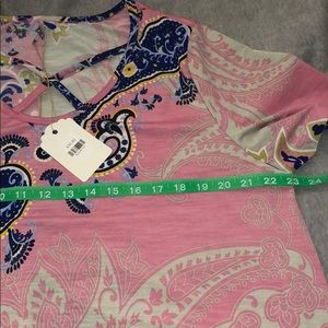Dresses & Skirts - NWT 3/4-length sleeve tunic with pockets